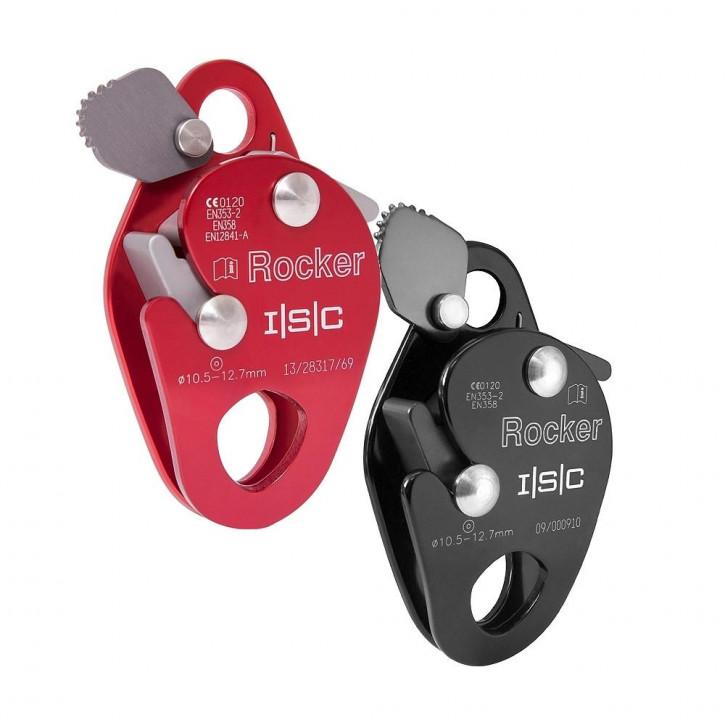 Auffanggerät ROCKER von ISC