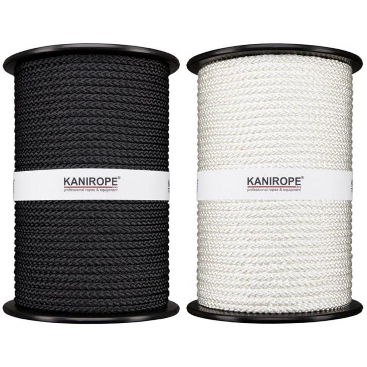 Spezialseil B1 ø12mm 8-fach geflochten schwer entflammbar von Kanirope®