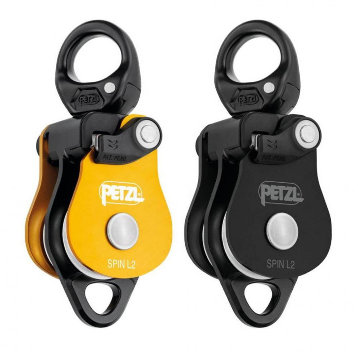 Doppelte Umlenkrolle SPIN L2 von Petzl®