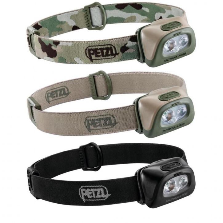 Stirnlampe TACTIKKA+ RGB von Petzl
