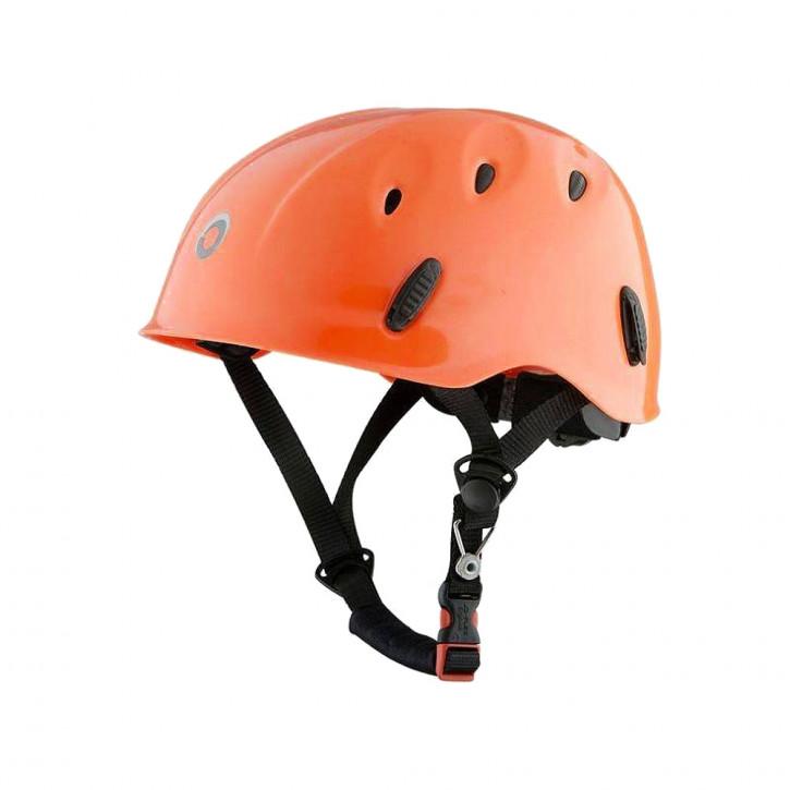 Helm COMBI 397 Farbe Orange von Rock Helmets