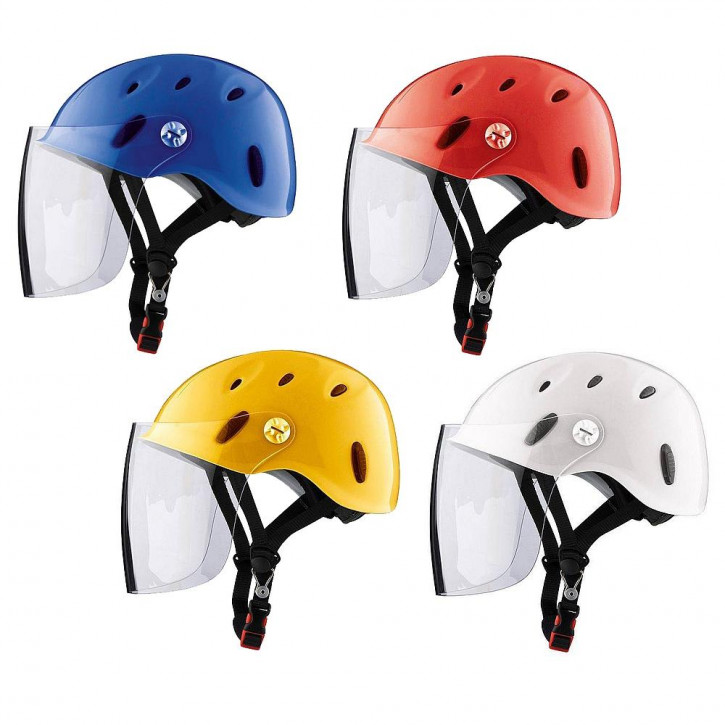 Helm COMBI WORK VISIER von Rock Helmets