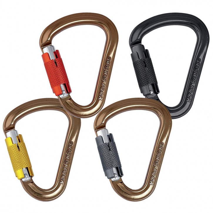 Karabiner HMS HYPNOS TWISTLOCK von Singing Rock