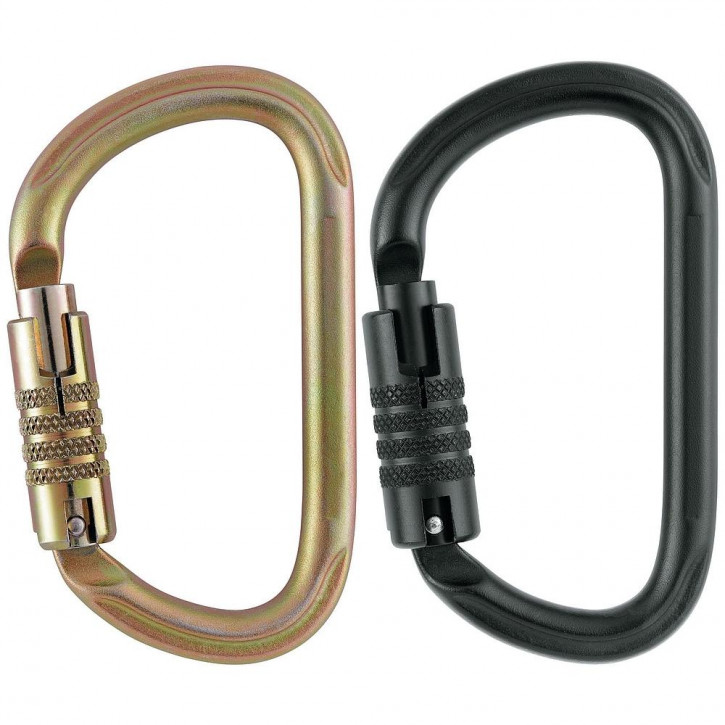 Karabiner VULCAN TRIACT-LOCK Internationale Version von Petzl