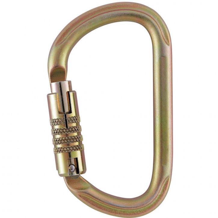 Karabiner VULCAN TRIACT-LOCK ALM Farbe Gold von Petzl®
