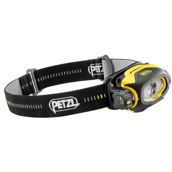 Stirnlampe PIXA 2 Lichtmenge 80 Lumen von Petzl