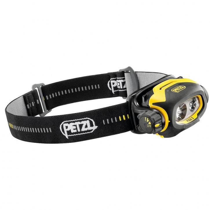 Stirnlampe PIXA 3 Lichtmenge 100 Lumen von Petzl