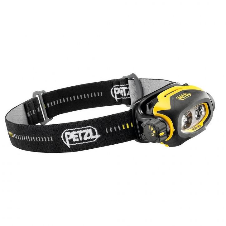 Stirnlampe PIXA 3R Lichtmenge 90 Lumen von Petzl®