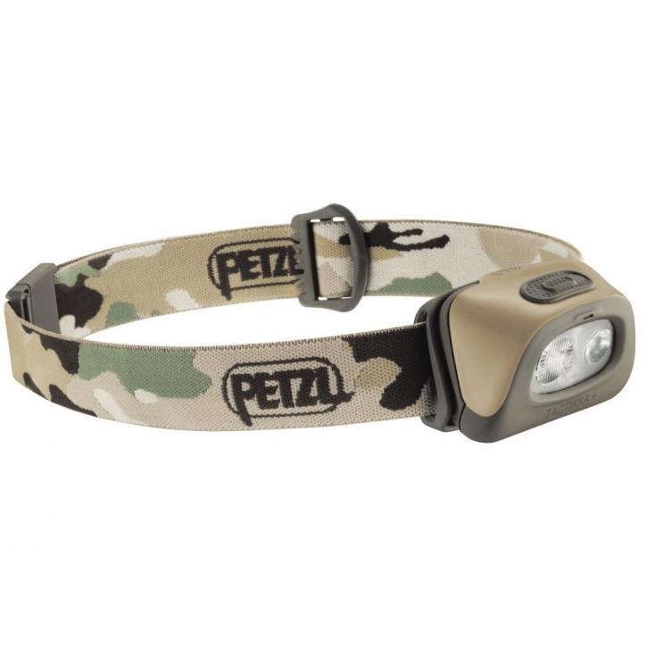 Stirnlampe TACTIKKA+ Camo ALM von Petzl®