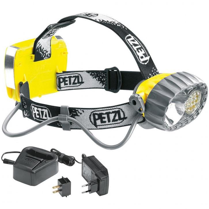 Stirnlampe DUO LED 14 ACCU von Petzl