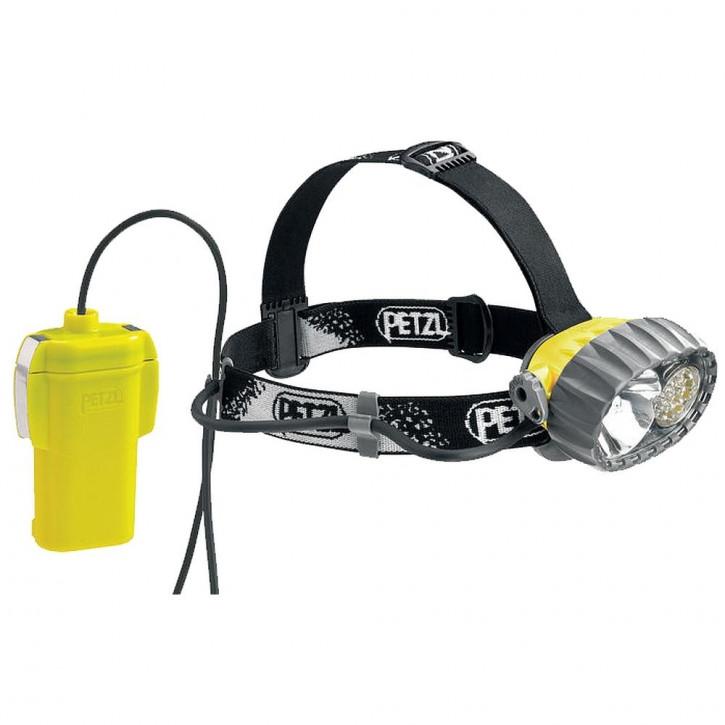 Stirnlampe DUOBELT LED 14 von Petzl