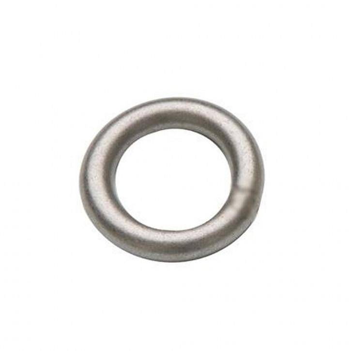 Verschweißter Ring Edelstahl (Inox)