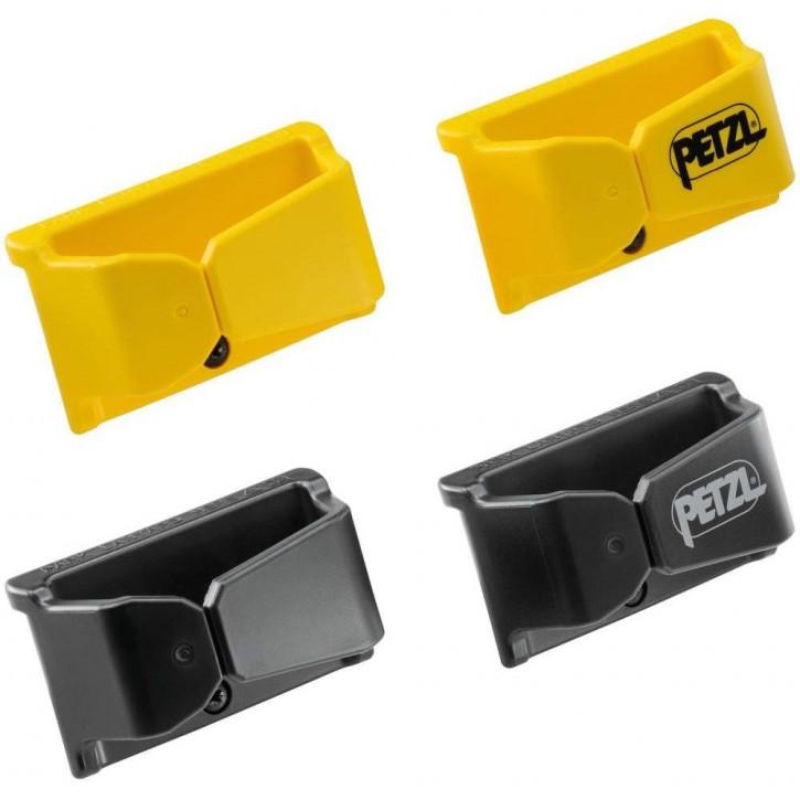 Verstausystem für die MGO-Verbindungselemente von Petzl