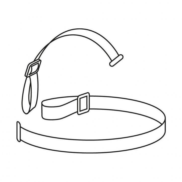 Elastisches Stirnband von Petzl®