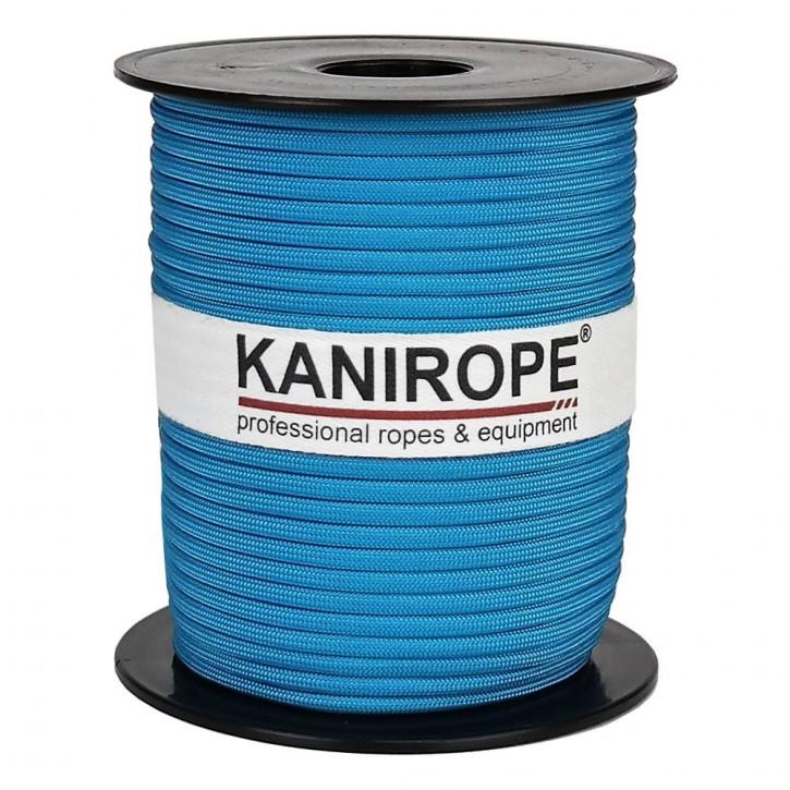 Paracord 550 XPRO ø3,8mm Türkis geflochten von Kanirope®