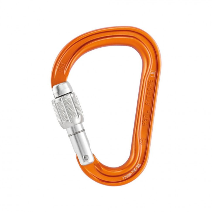 Karabiner ATTACHE SCREW-LOCK von Petzl®