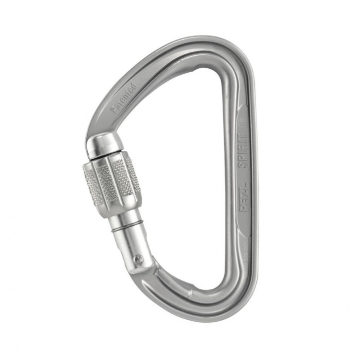 Karabiner SPIRIT SCREW-LOCK von Petzl®