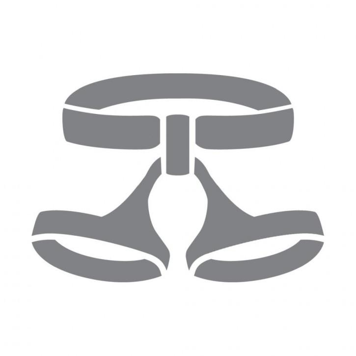 Elastischer Riemen PANDION/TETRAX von Petzl®