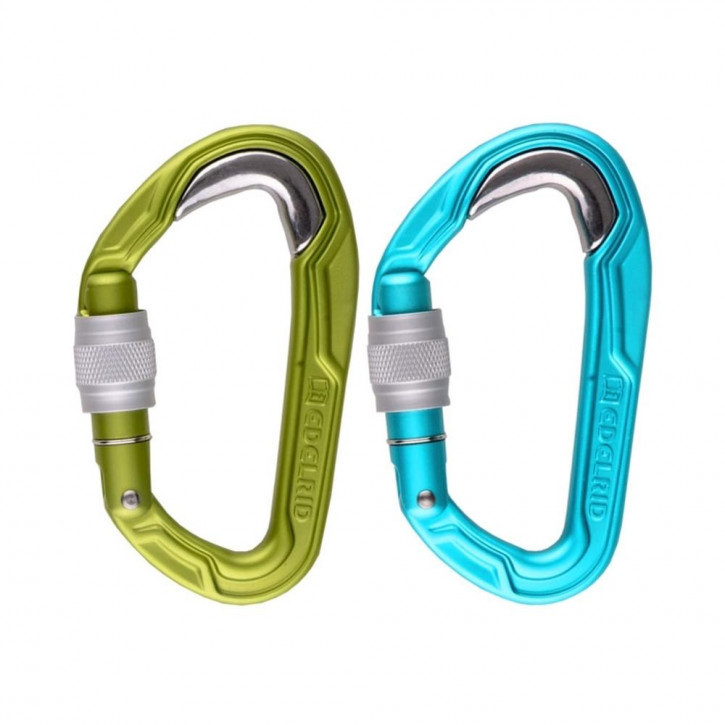Karabiner BULLETPROOF SCREW von Edelrid®