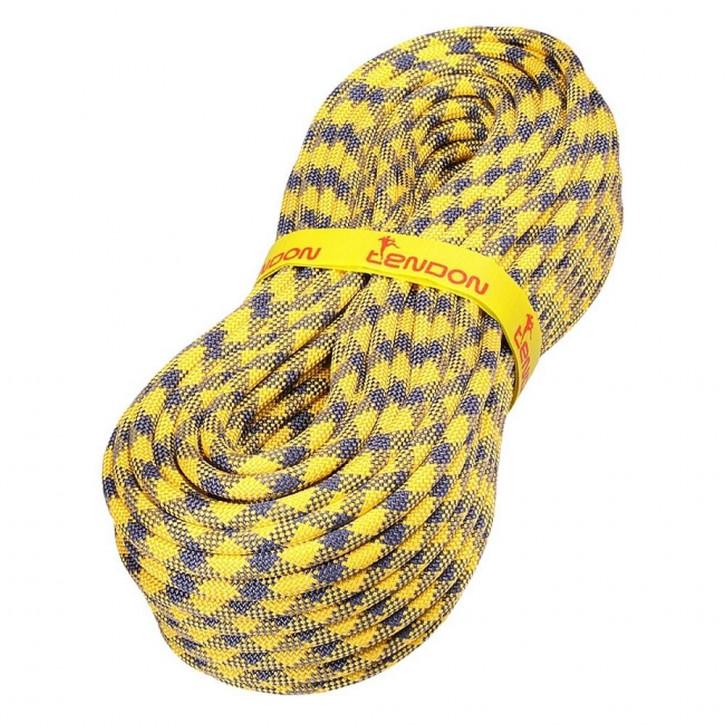 Kletterseil TRUST ø11,0mm Gelb von Tendon