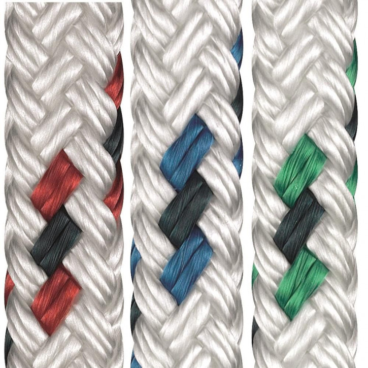 Polyesterseil ALLROUND ø6mm 16-fach geflochten von Liros
