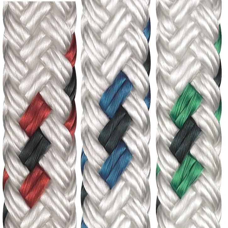Polyesterseil ALLROUND ø10mm 16-fach geflochten von Liros