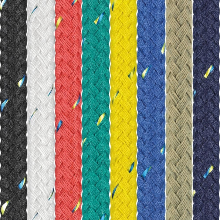Polyesterseil SEASTAR ø18mm 24-fach geflochten von Liros