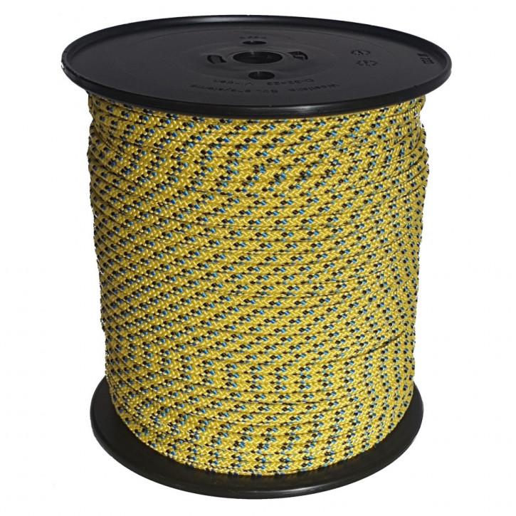 Technora Seil TECBRAID ø5mm 16-fach geflochten von Kanirope®