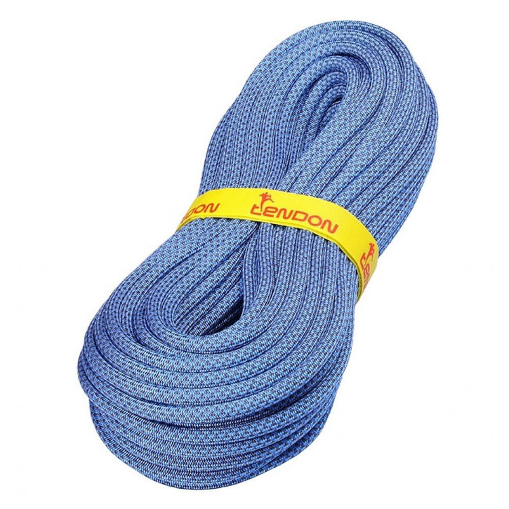 Kletterseil AMBITION ø10,0mm Blau von Tendon