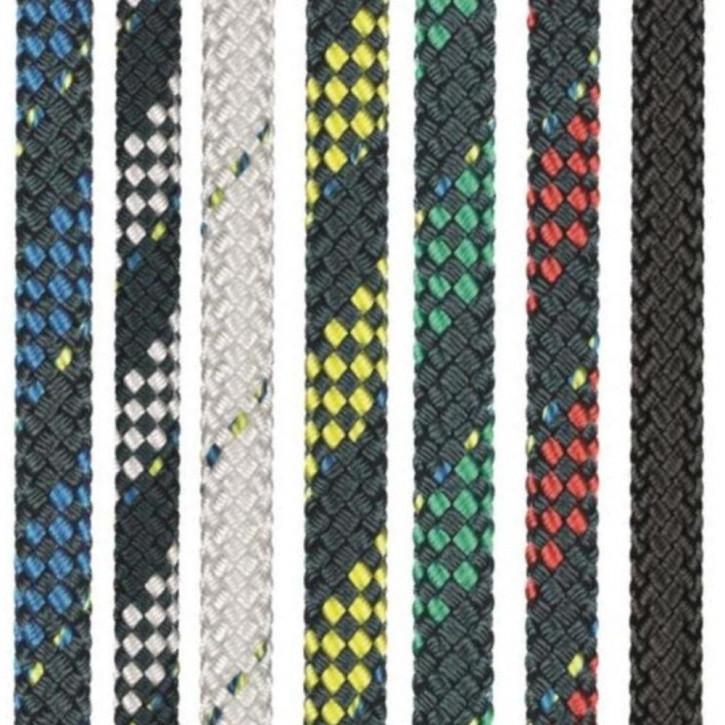 Dyneema Seil SK78 mit PES Mantel REGATTA 2000 ø6mm 1:1 geflochten von Liros