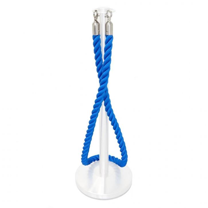 Absperrkordel MULTITWIST CLASSIC Blau von Kanirope®