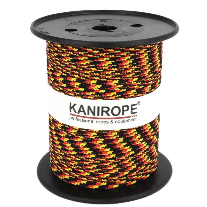 PP Seil MULTIBRAID ø4mm geflochten Special Edition von Kanirope®