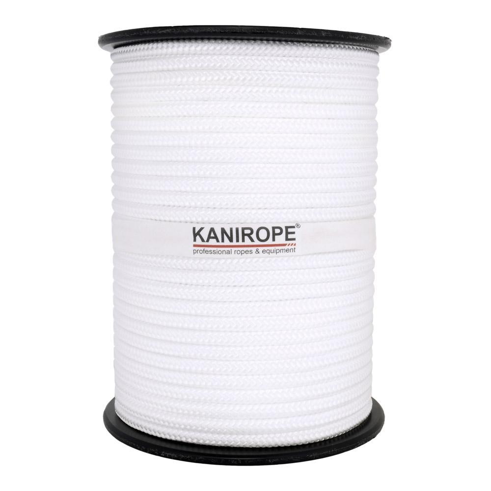 Kanirope/® PP Seil Polypropylenseil MULTIBRAID 10mm 5m Farbe Gr/ün 0117 16x geflochten