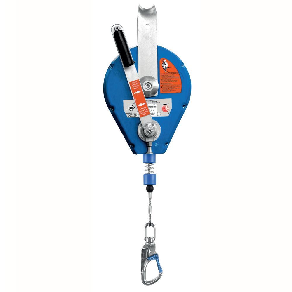 Höhensicherungsgerät mit Rettungshub Typ HRA 18 P kaufen