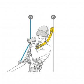 Falldämpfer ASAPSORBER europäische Version 20cm von Petzl®