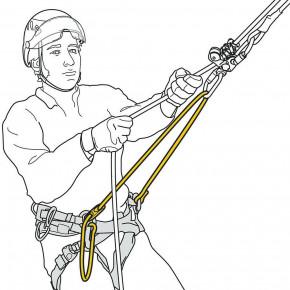 Einstellbare Seilbrücke für SEQUOIA und SEQUOIA SRT von Petzl®