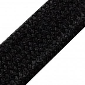 Flachkordel HOODIECORD Schwarz 5m von Kanirope®